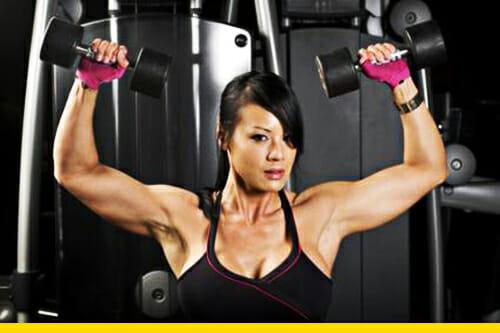 musclewomen