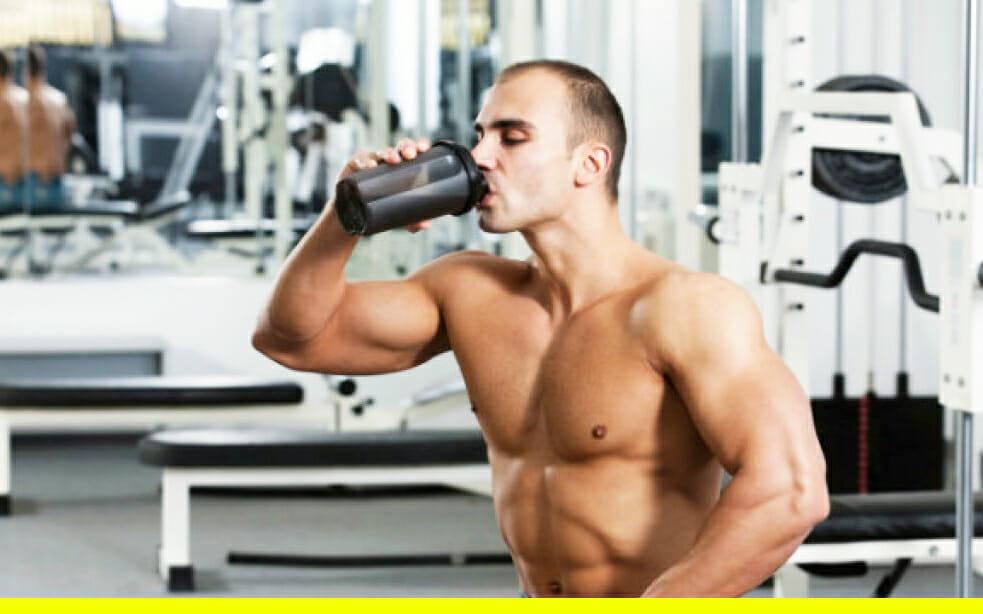 muscle shake