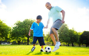 Parental Fortitude: Be a Lean & Healthy Father