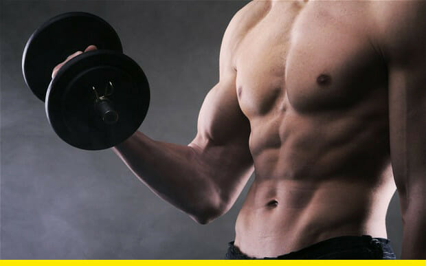 How to Retain a Muscular Figure