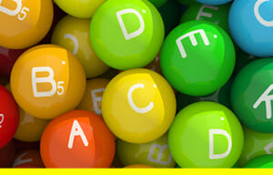 Vitamins enhance body development and functions