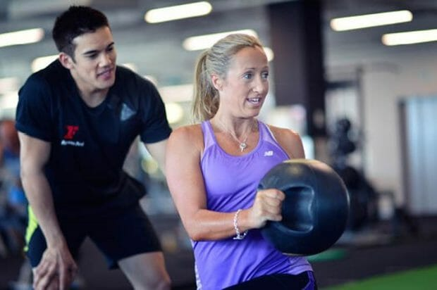 What to look for when choosing a personal trainer